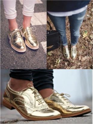 gold-shoes-how-to-wear